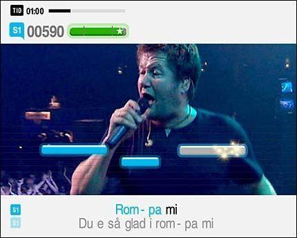 Singstar» blir trådløs – VG