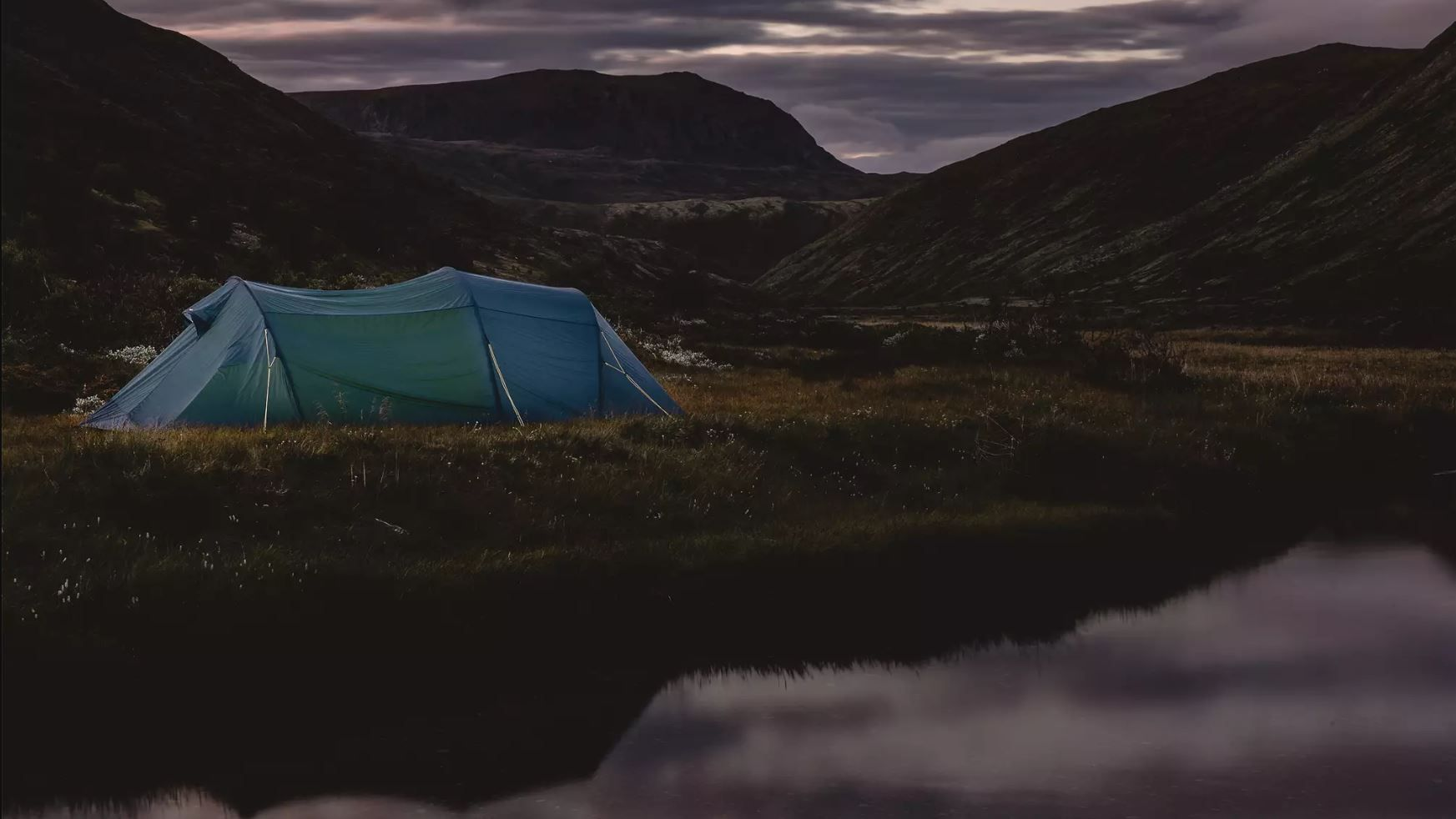 Caroline Berg Eriksens telttur tips med barn – VG