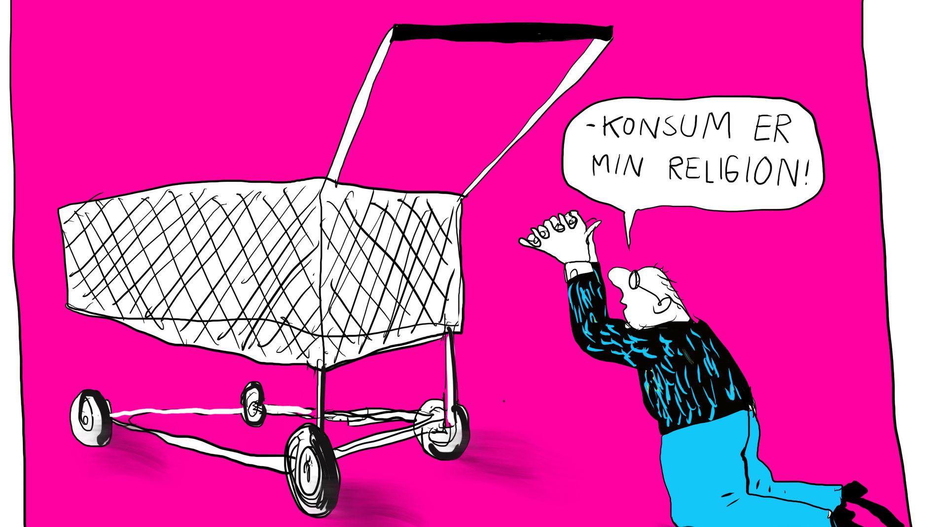God forretningssans, NorgesGruppen! – VG