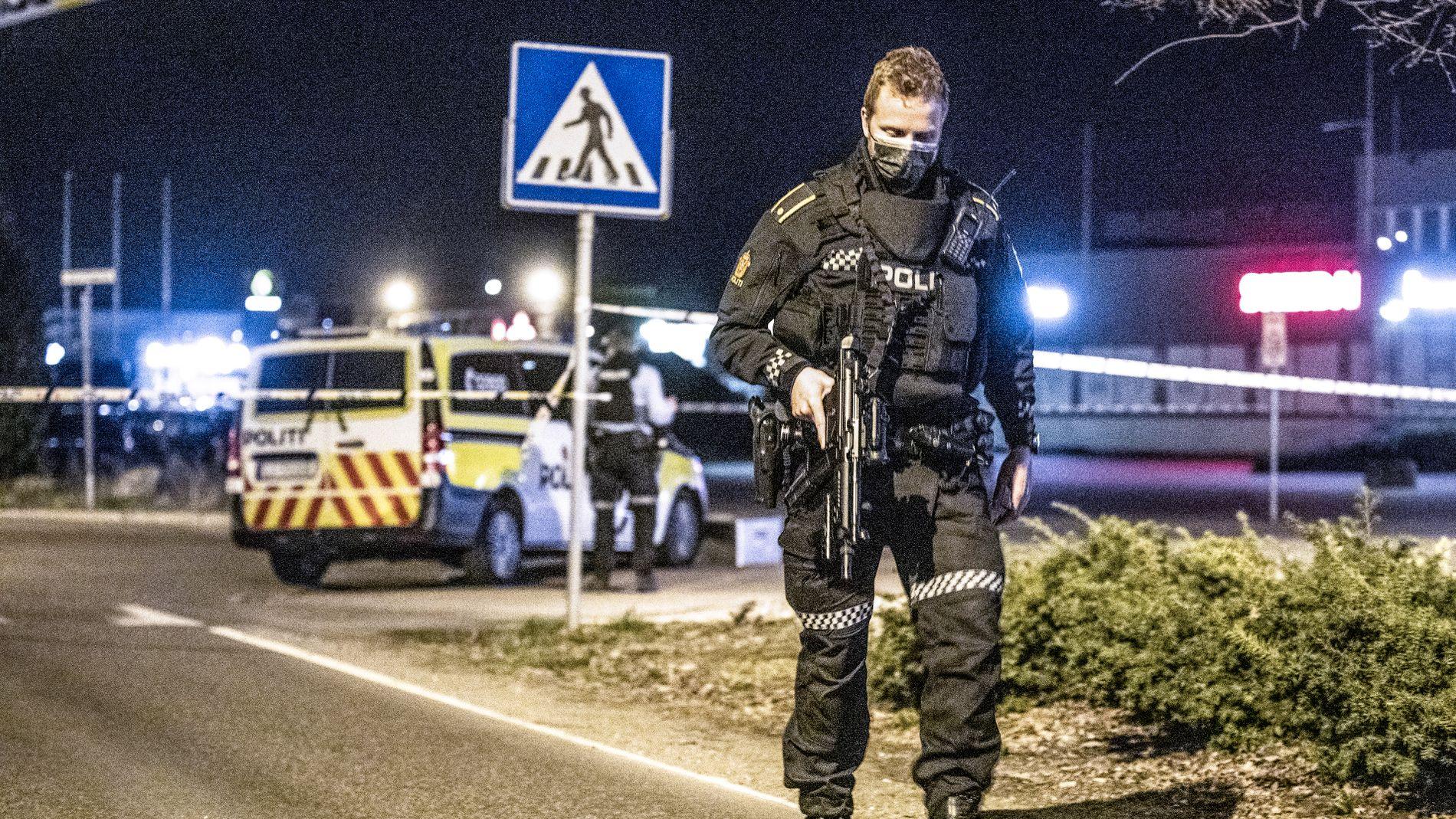 Mann i 20-årene pågrepet etter Tønsberg-drap