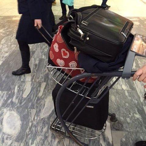 Nye regler for håndbagasje på fly!