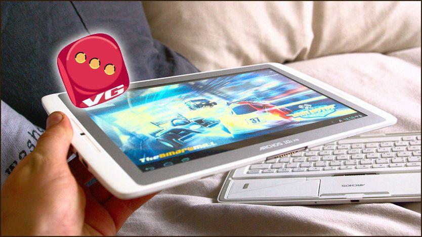 Android tastatur Guide Tek.no