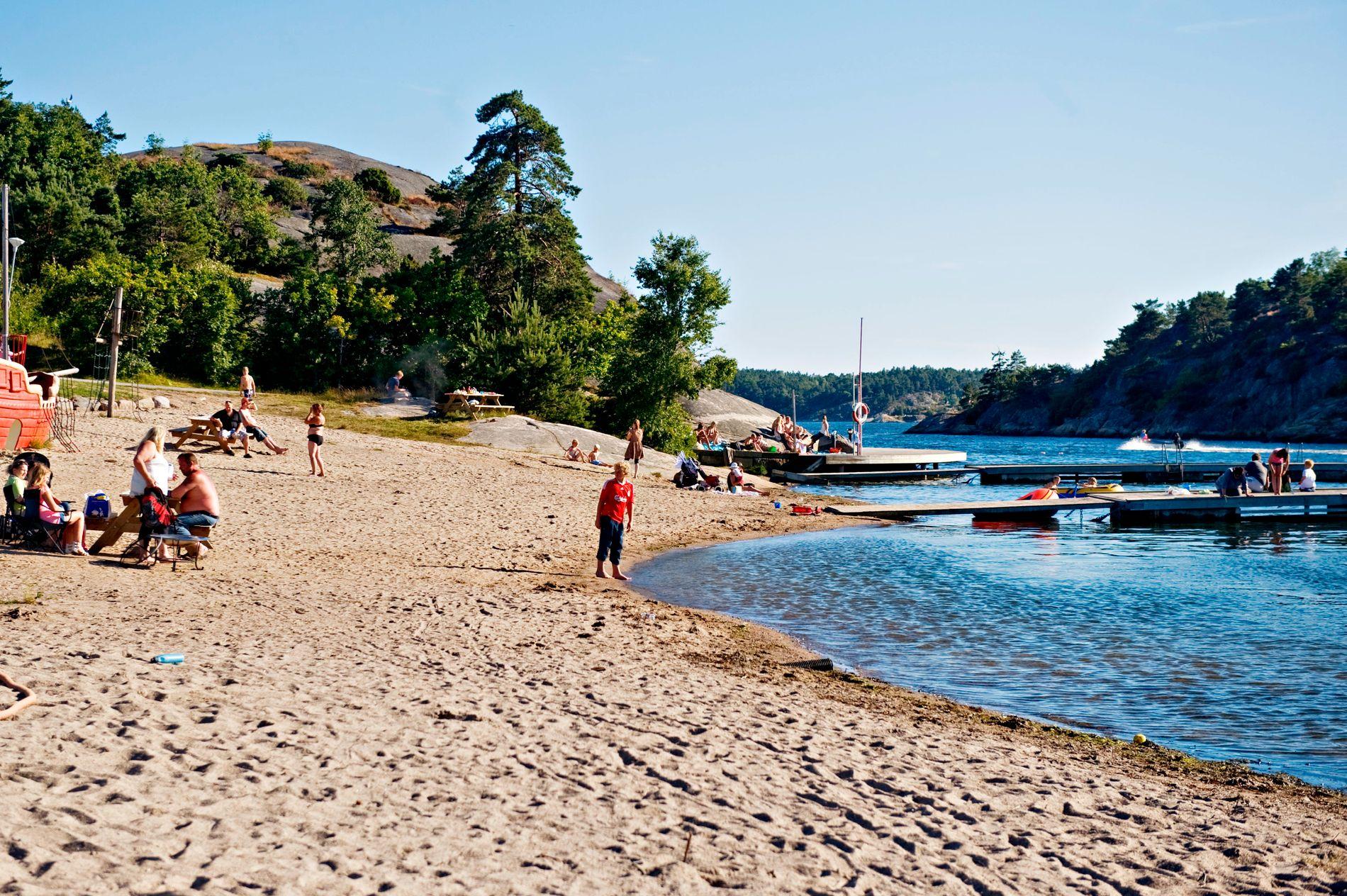 Her er Sveriges beste campingplasser – VG