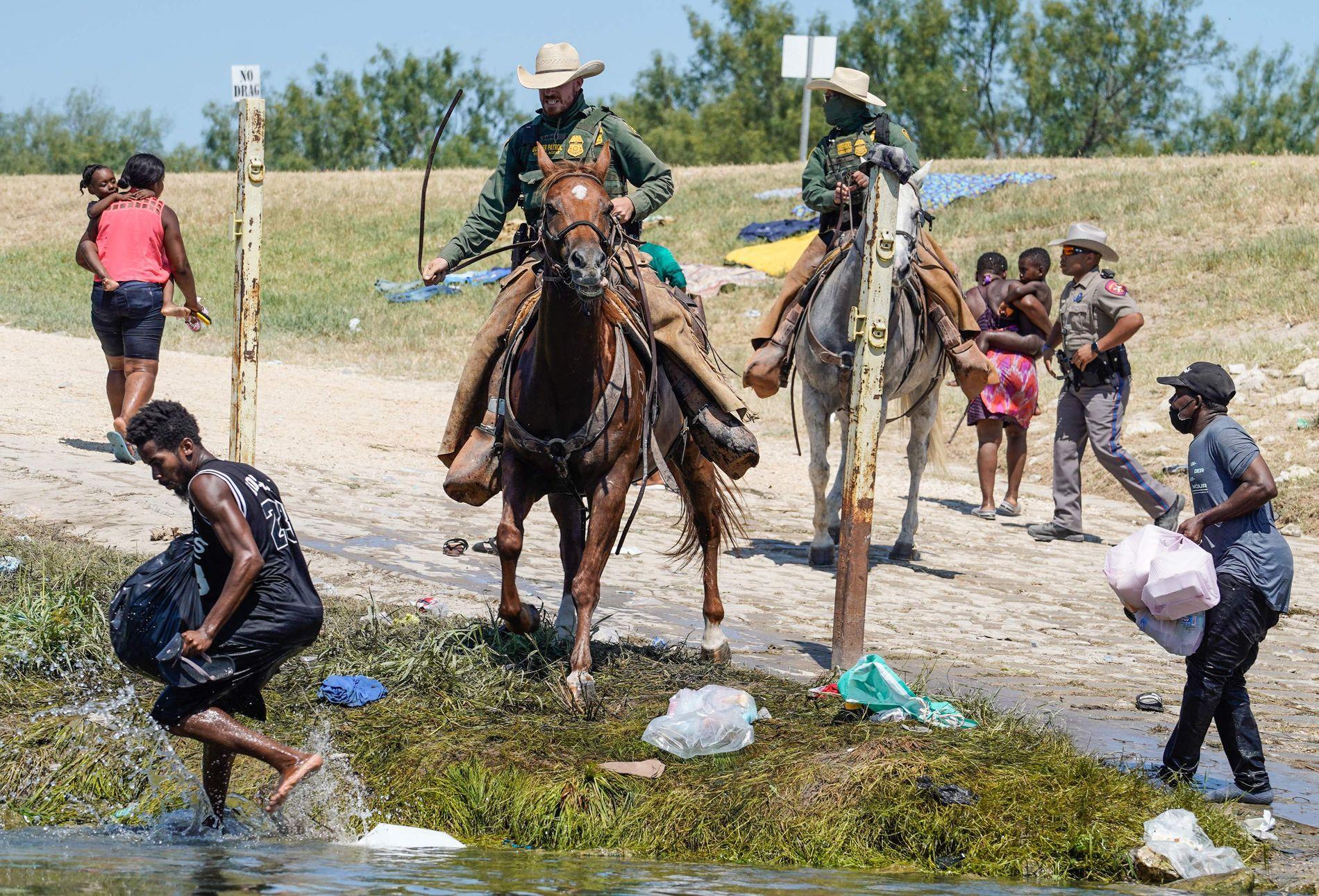 Skal granske pisking av haitiske migranter: – Forferdet - VG