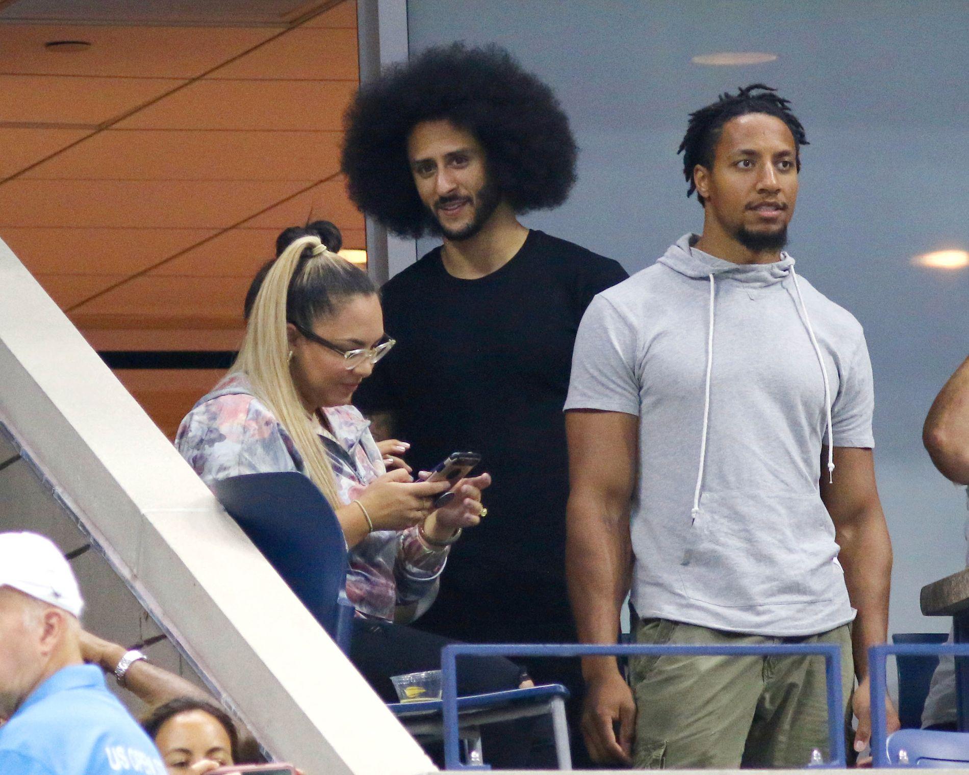 Nike valgte kontroversielle Kaepernick til jubileumskampanje