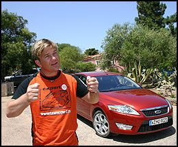 Test av Ford Mondeo: Størst plass – VG