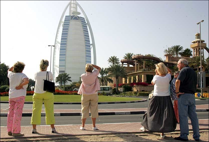 Dubai Regler For Turister