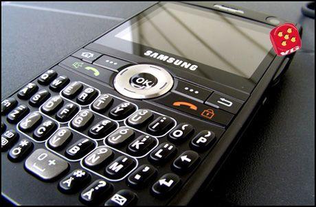 Samsung i600 Test Tek.no