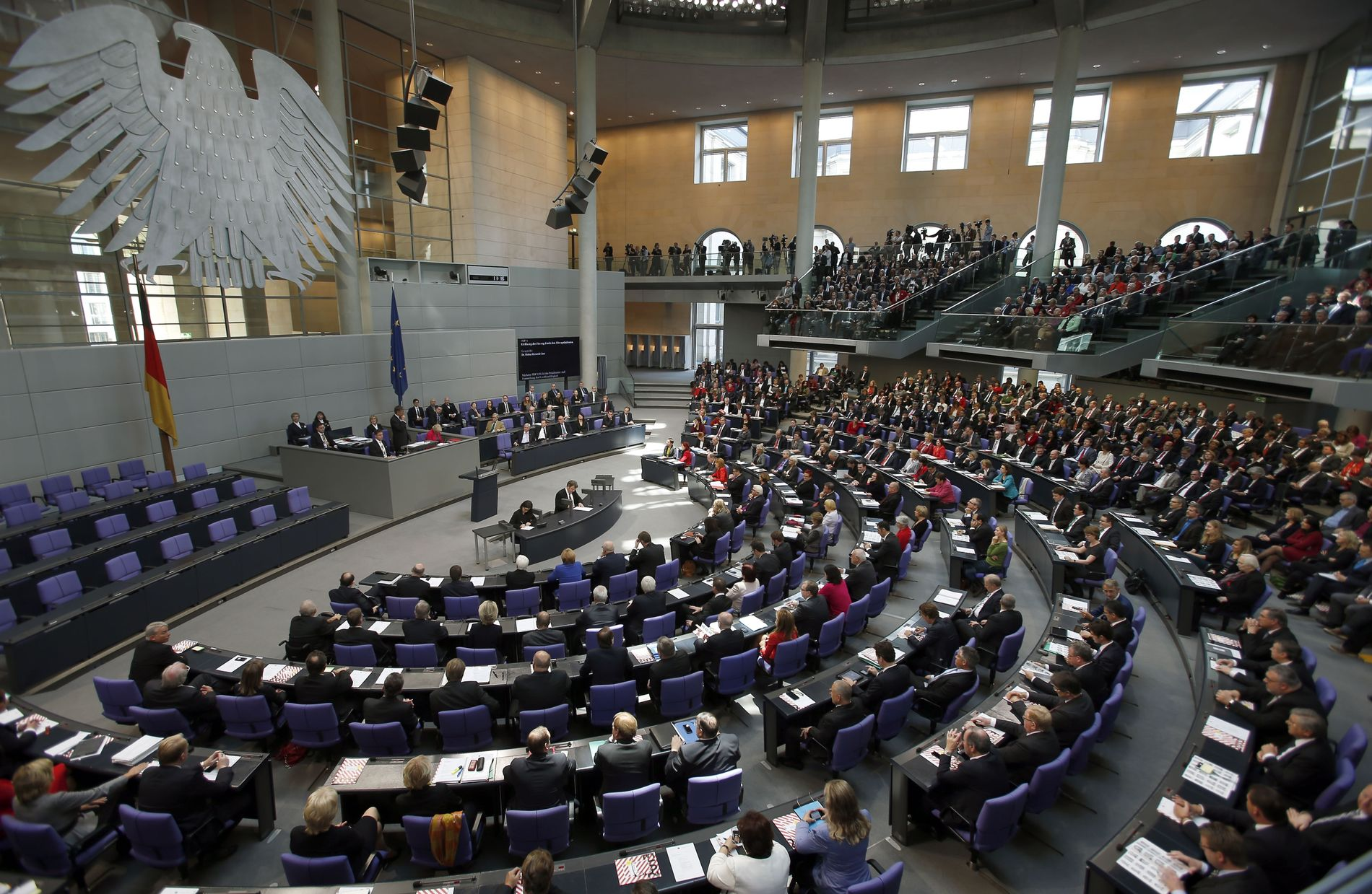 Tysklands nye radikale politikere - VG