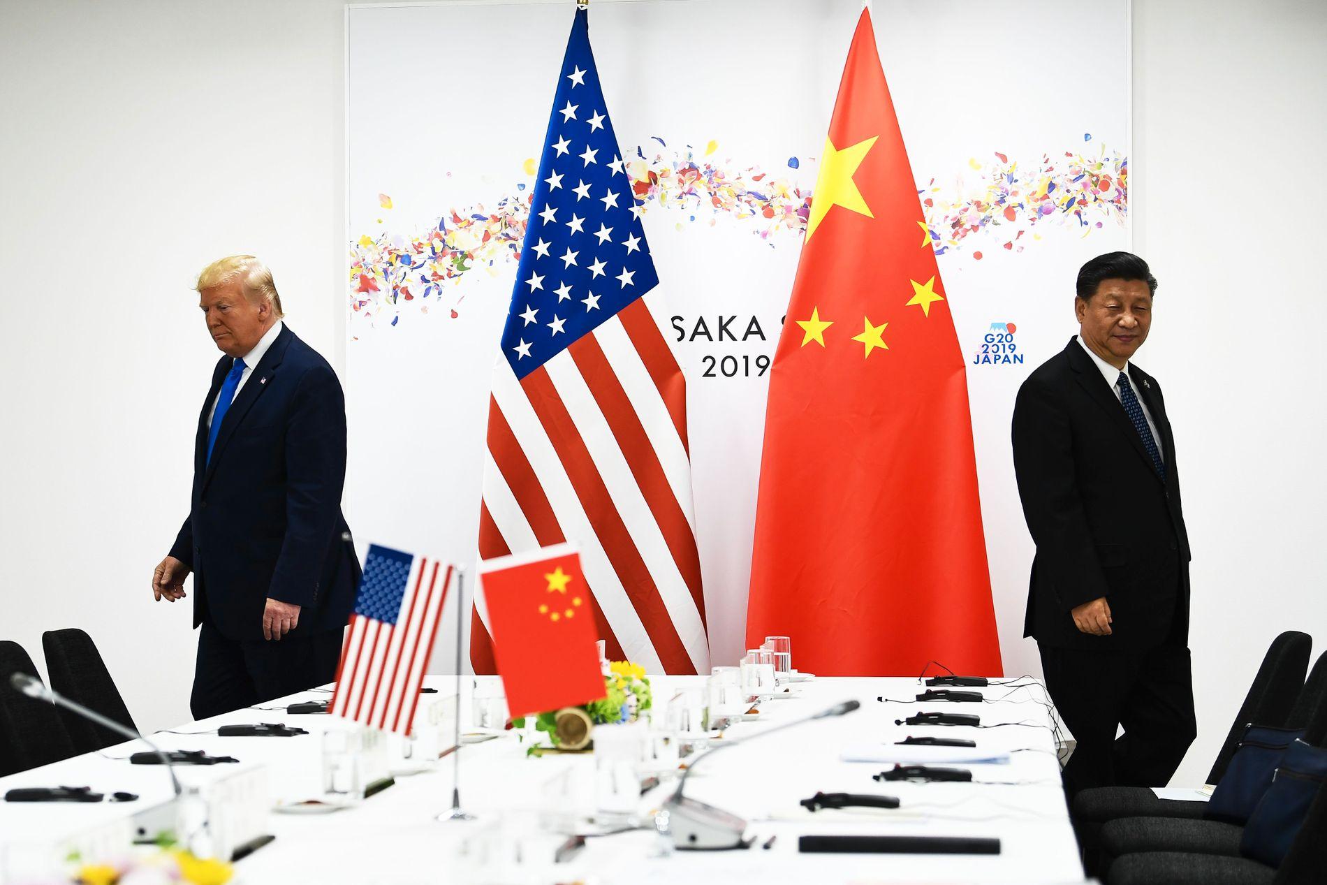 200 skoprodusenter ut mot Trumps handelskrig – VG