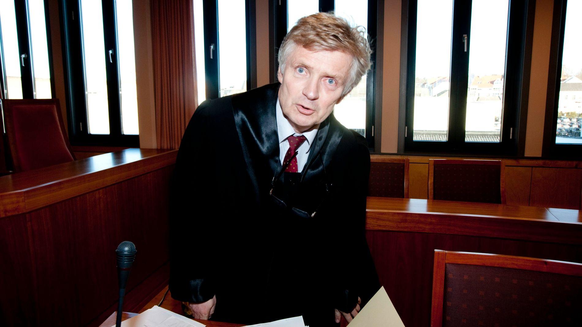 Advokat Klage Ordningen