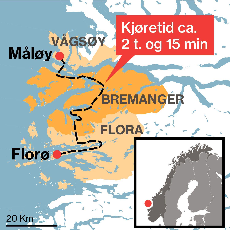 Vagsoy Vil Ha Omkamp Om Norges Rareste Kommune Vg
