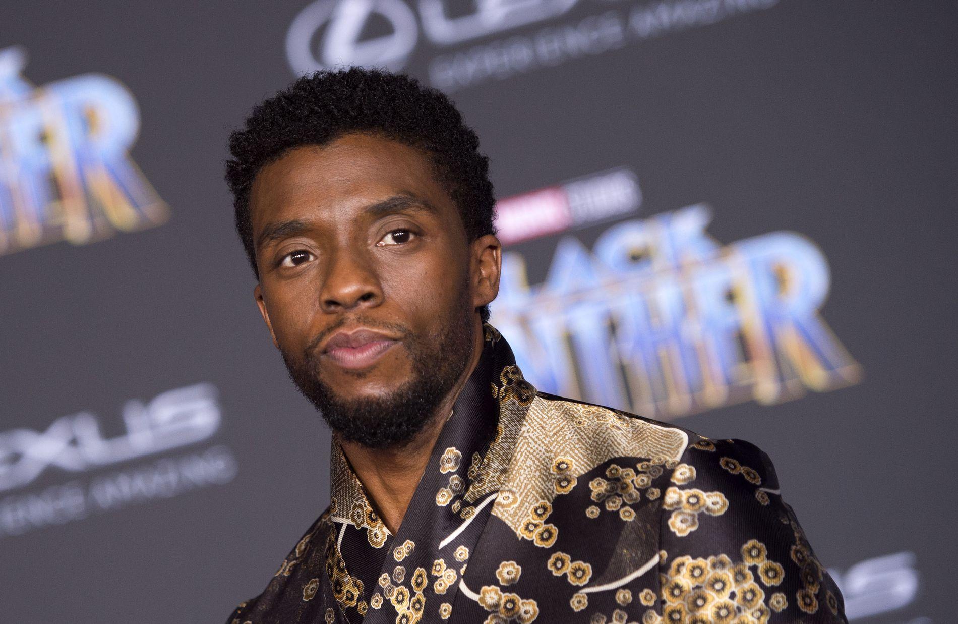Gjentar «Black Panther»-rollen - et år etter sin død