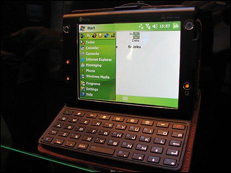 HTC S710 Sniktitt Tek.no