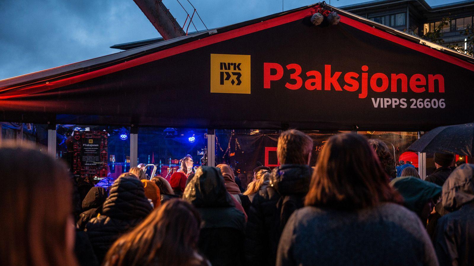 P3aksjonen Fikk Inn Over 7 8 Millioner Kroner Vg