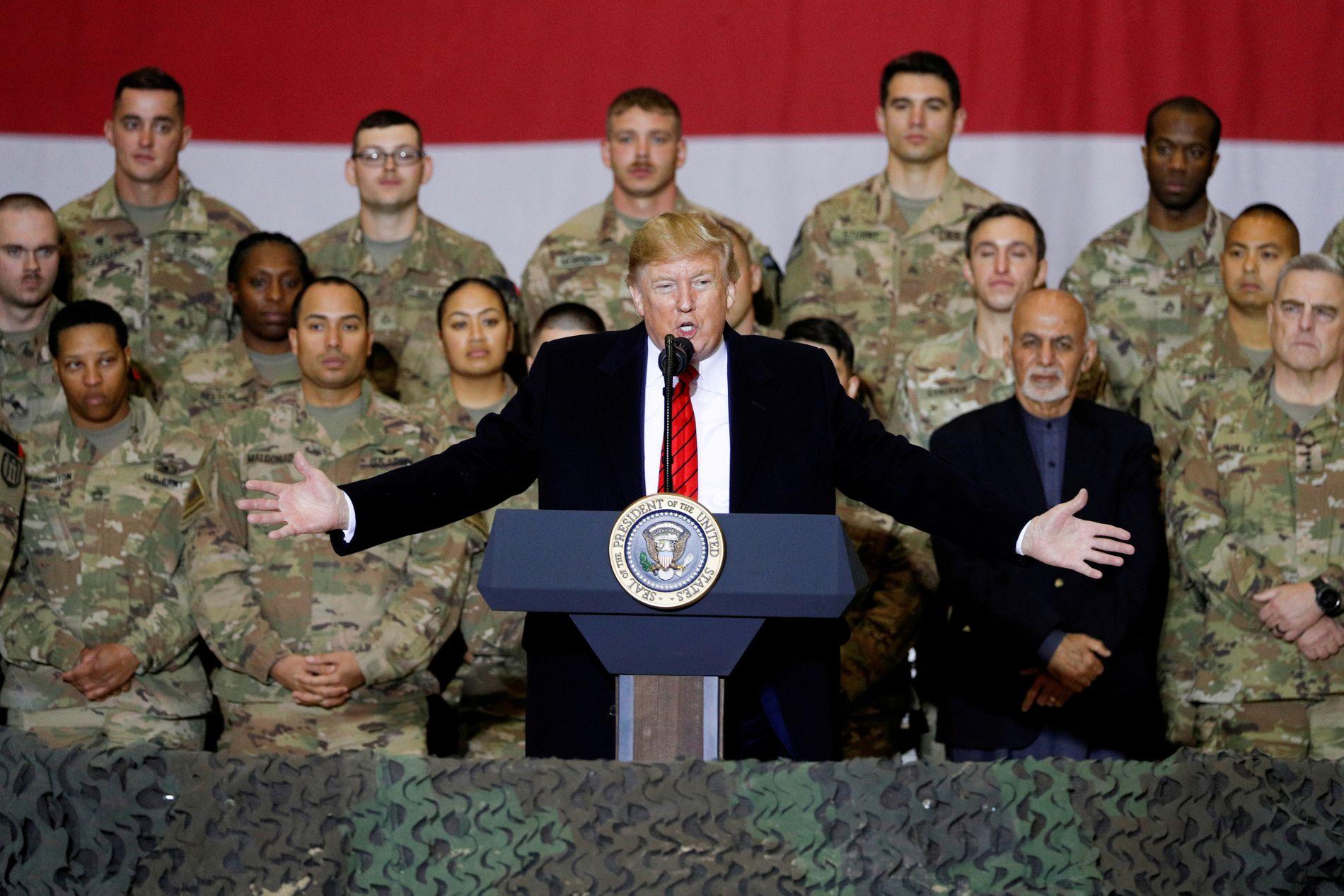 Han er i Afghanistan – VG
