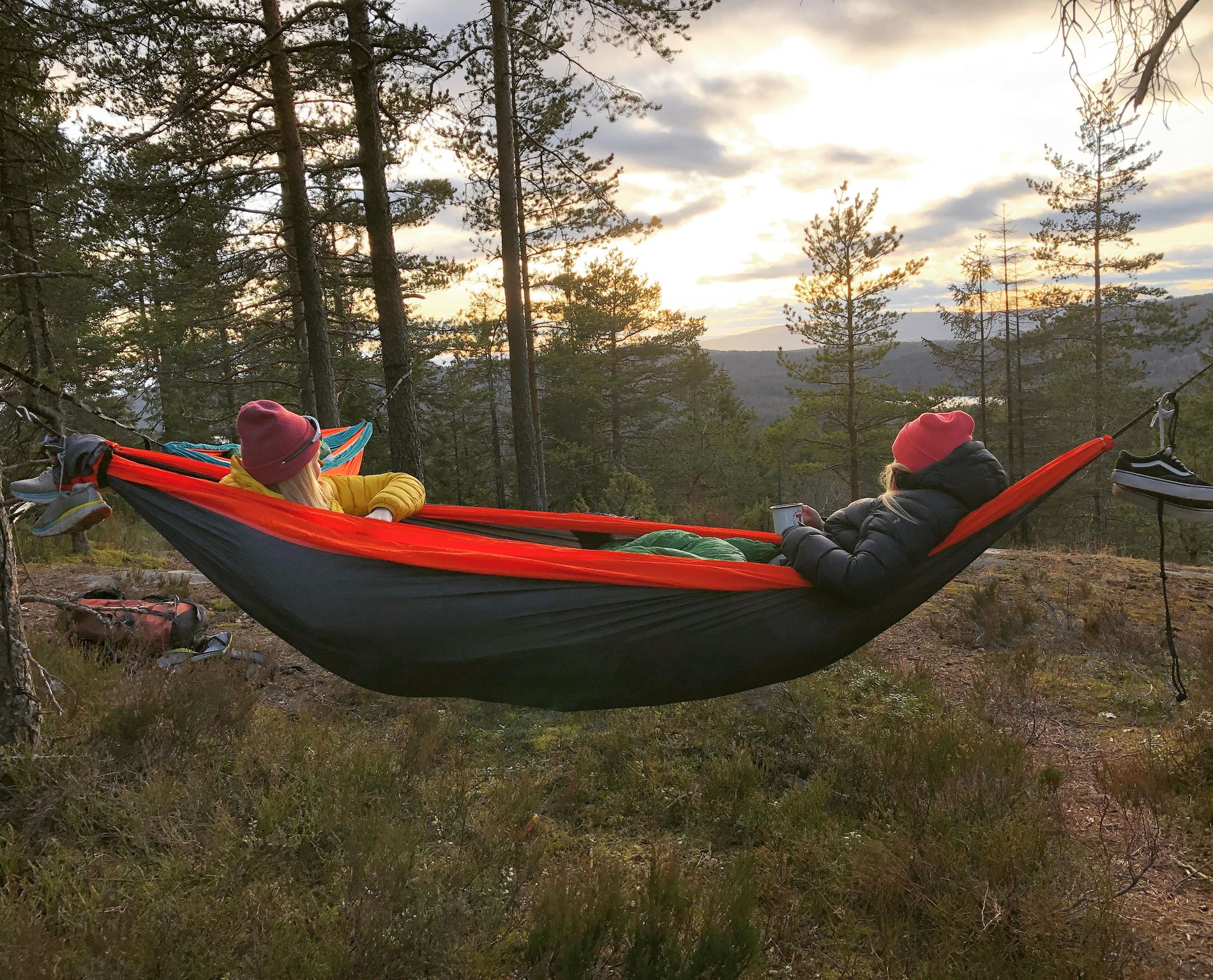 Påske: Hengekøye og telttur tips i coronatid – VG