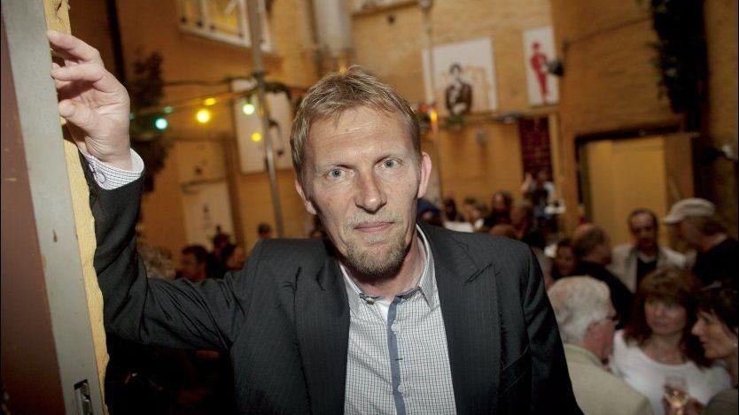 Knut Nesbo Er Dod Vg