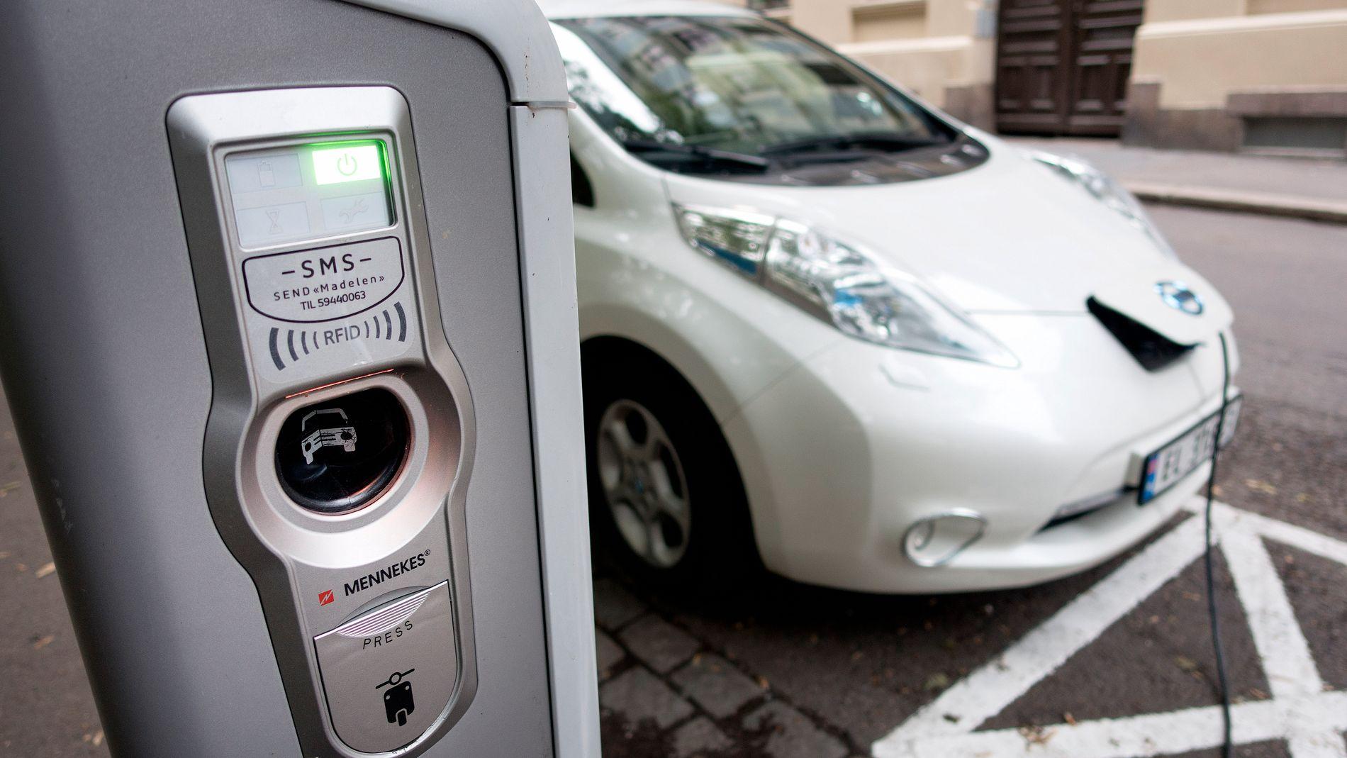 Jovisst kan du dra på langtur – med by elbil! – VG
