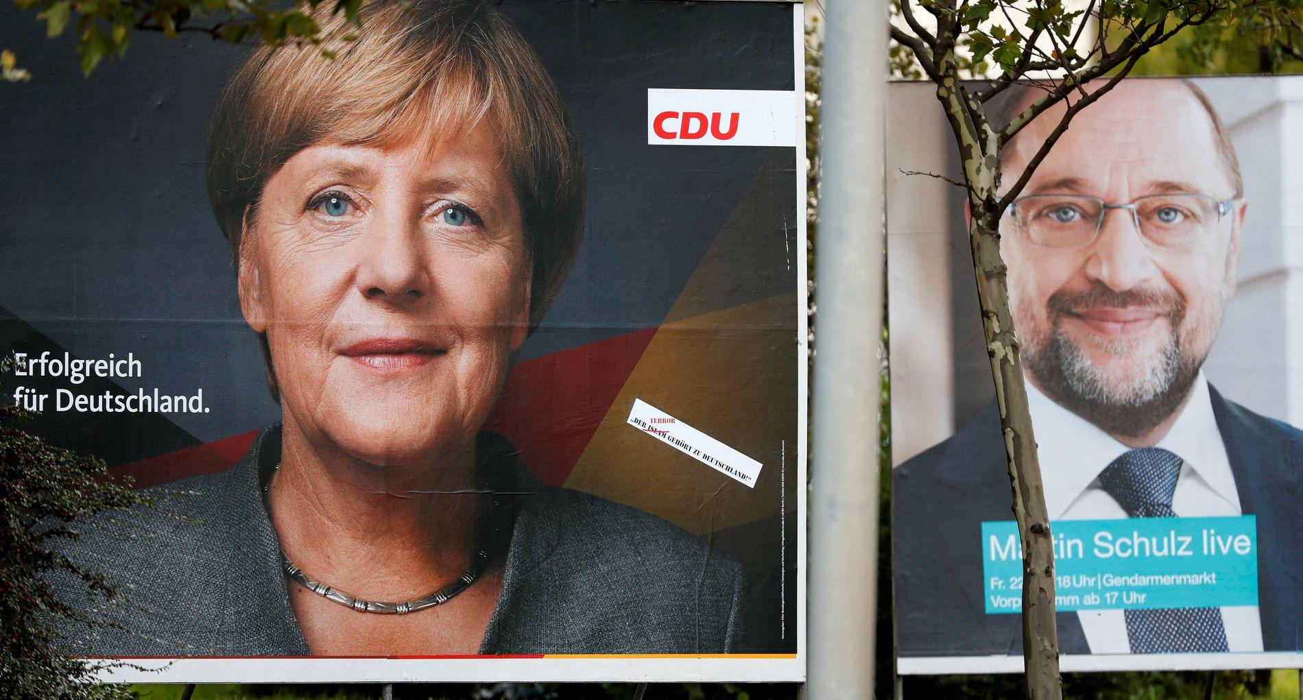 Historisk valg i Tyskland: - Porten til Forbundsdagen er