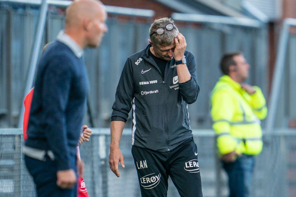 Branns styreleder om Nilsen: – Det haster allerede – VG