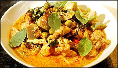 allergisk mot curry