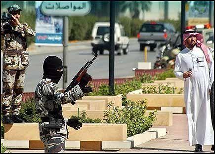 Saudi Arabia krabber tilbake inn i varmen