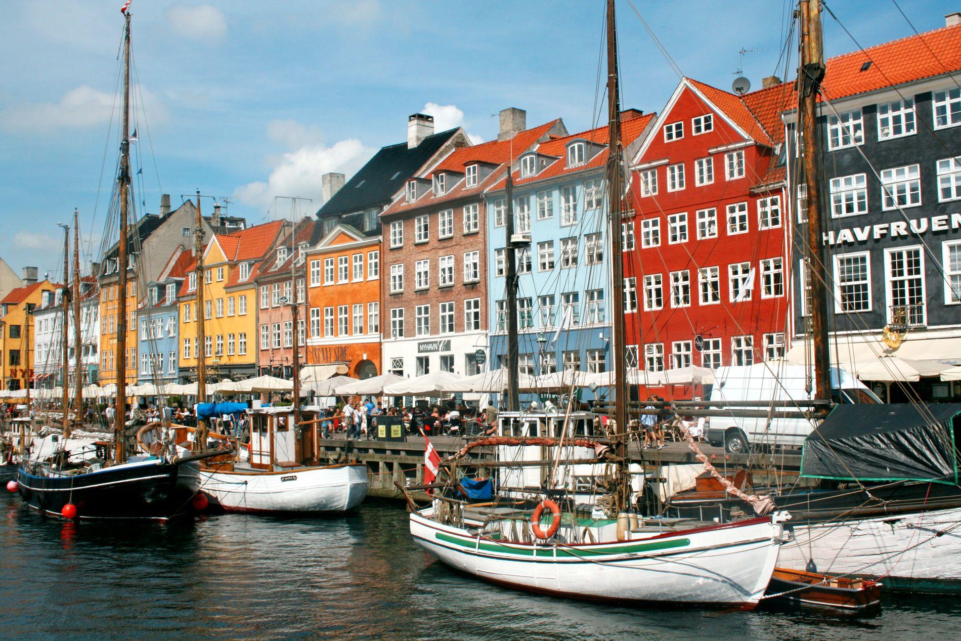 Storby shopping København – VG