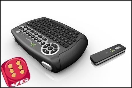 Test av Cideko Air Keyboard: Smått og smart til stue pc en – VG