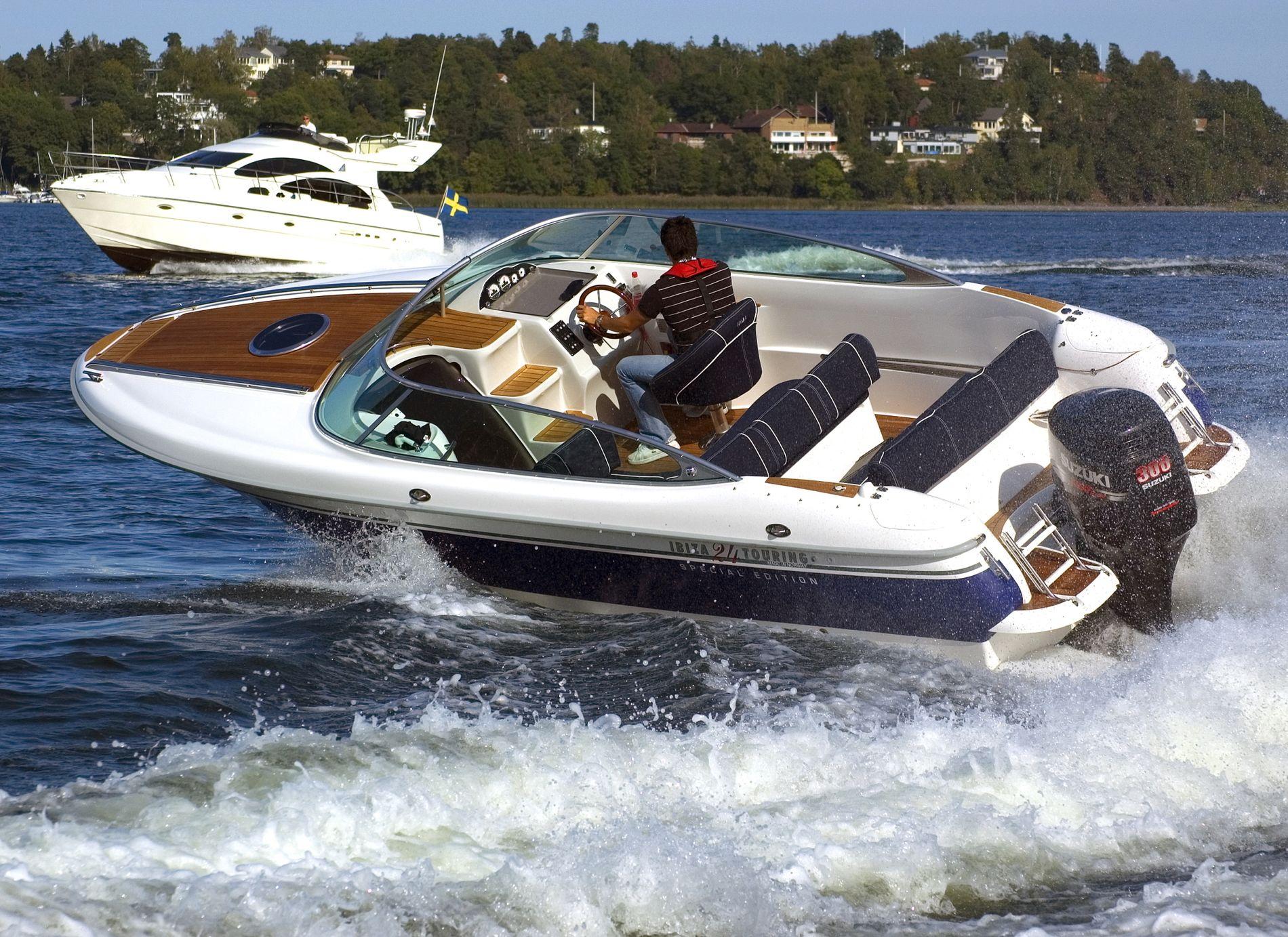 Gode båtkjøp til en halv million kroner