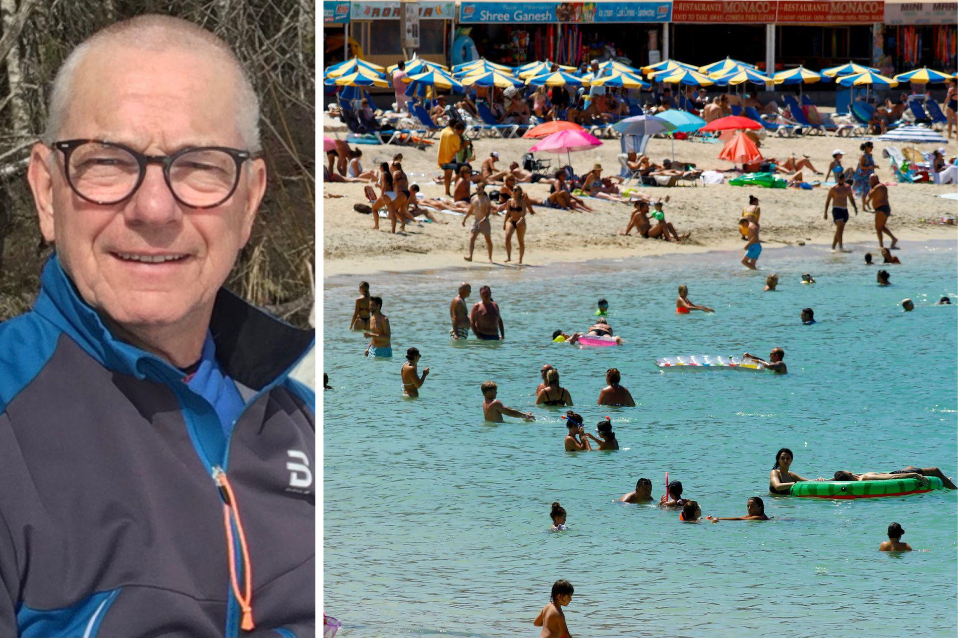 TUI endret flere reiser uten forvarsel: – Helt horribelt