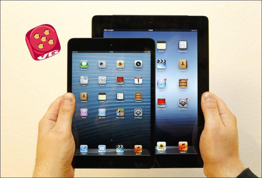 Apple iPad Mini 16GB Nettbrett erfaringer & anmeldelser