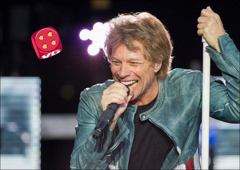 Bon Jovi konsert: Han solo – VG