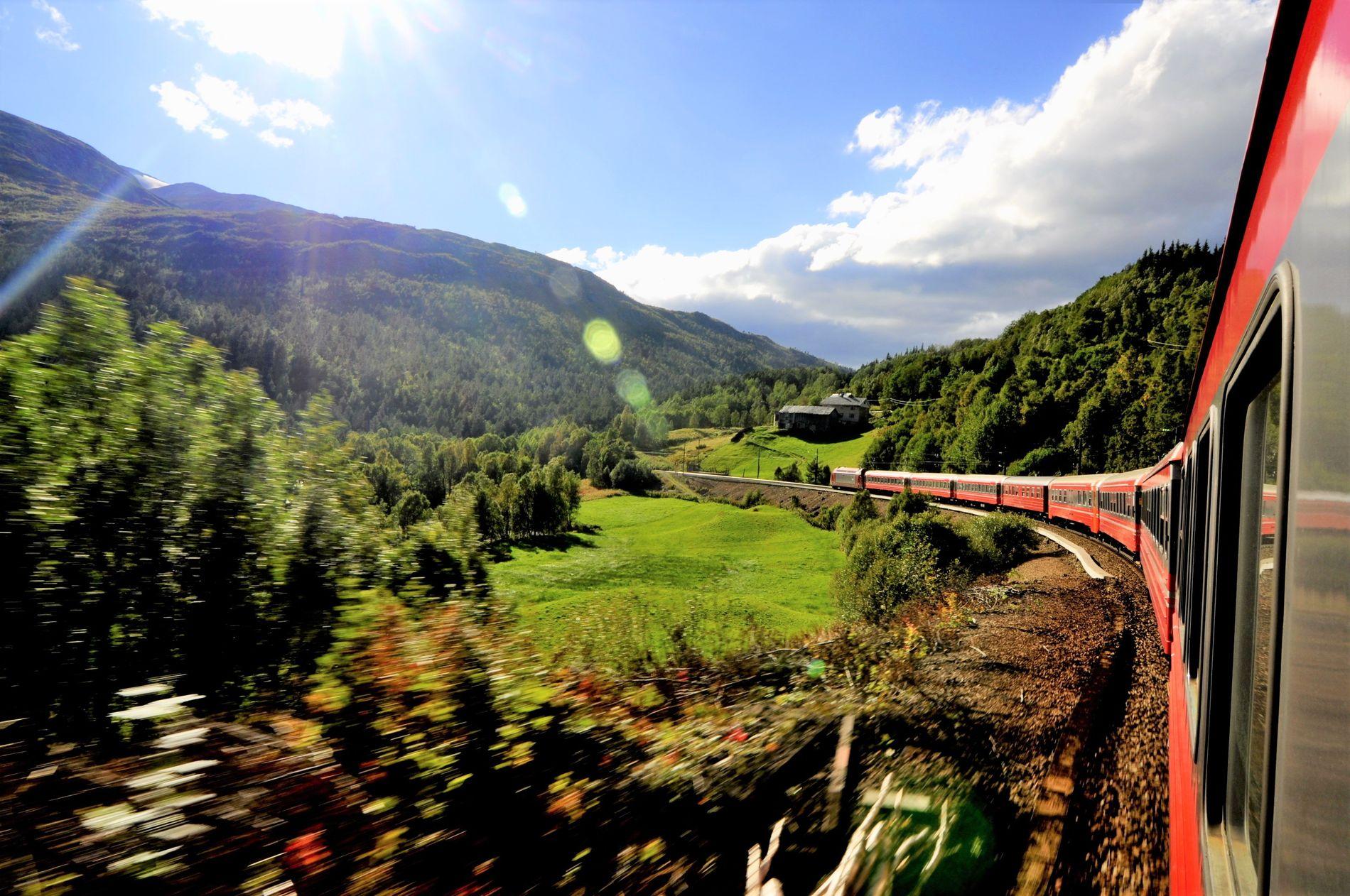 Lonely Planet: Bergensbanen er en av verdens beste togturer – VG