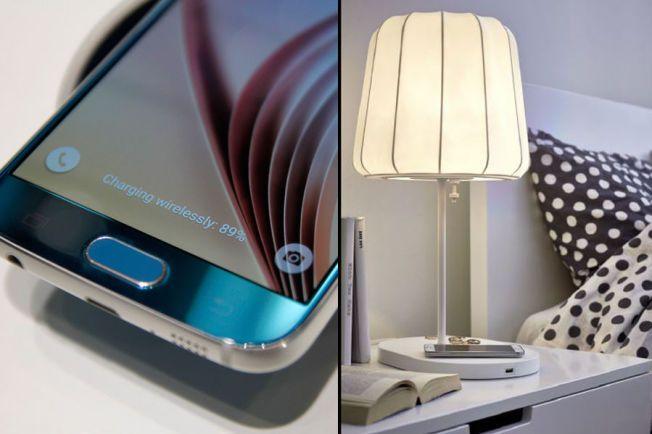 Nå kan du lade mobilen gjennom møbler – VG