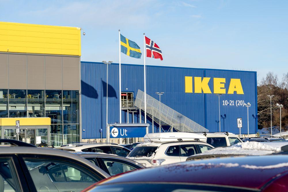 Ikea Leangen Åpnet