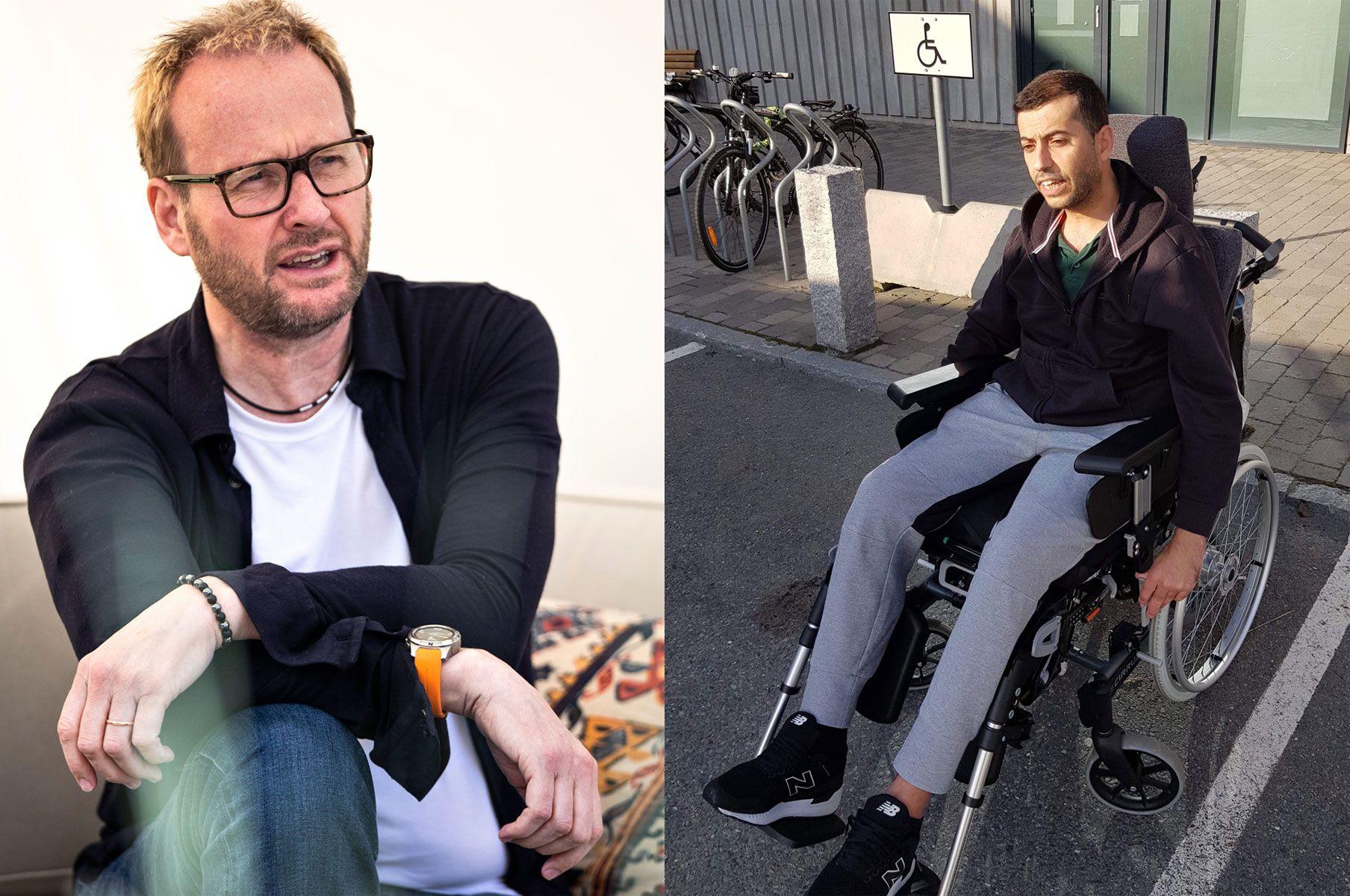 Mohammad kolliderte med Dagsland – føler han får skylden – VG
