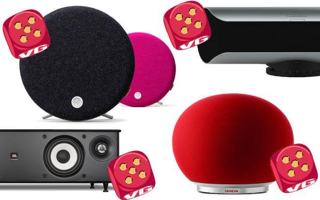 Trådløse høyttalere og Bluetooth® høyttalere   Bærbare