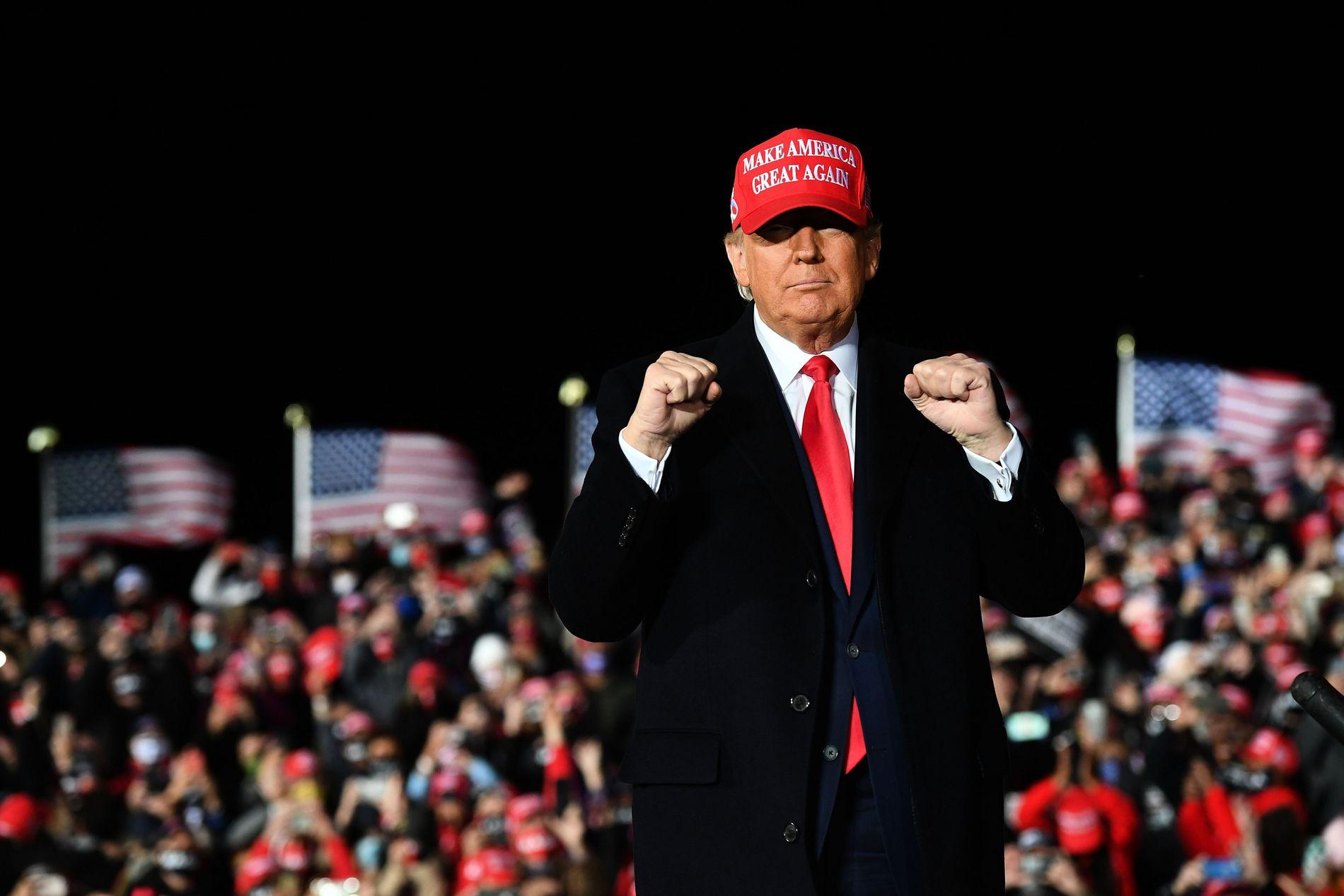 New York Times: Gjenvalg av Trump den største trusselen mot