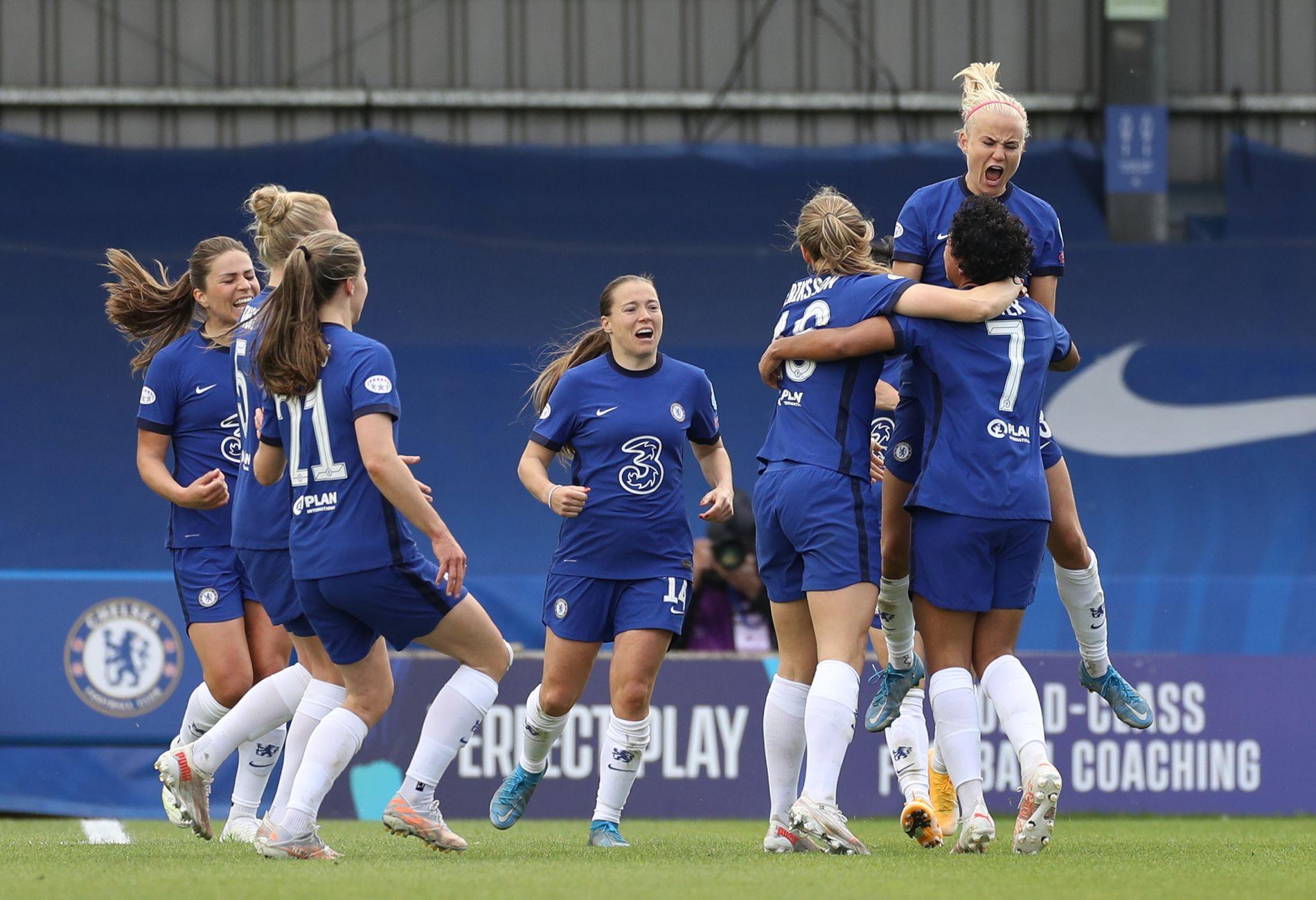 Helnorsk Champions League-finale: Reitens Chelsea møter Graham Hansens Barcelona