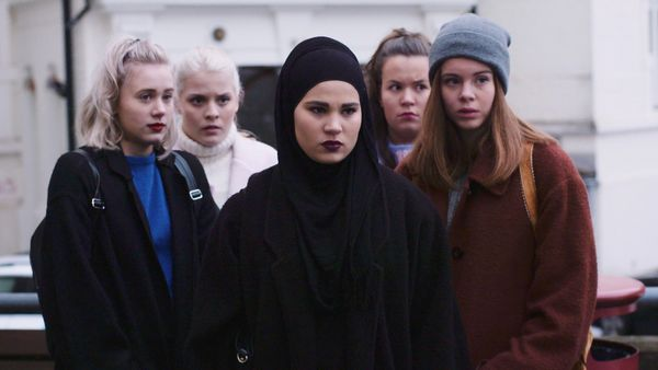 4 skuespillere sesong jenter Skuespillere i