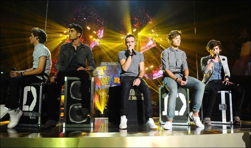 Ungpikealarm: One Direction kommer til Norge – VG